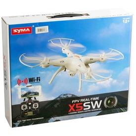 Syma X5SW Quadcopter Wifi-s kamerával