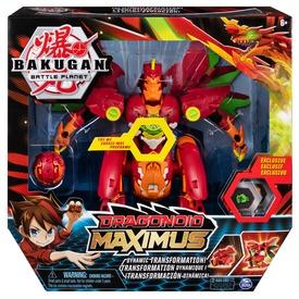 Bakugan Draganoid Maximus - sárkányharcos figura