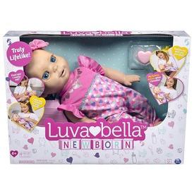 Luvabella - Interaktív újszülött baba