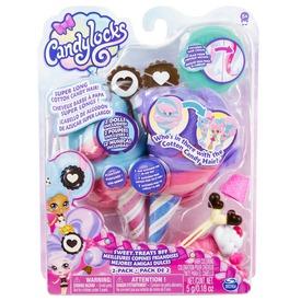 Candylocks - Vattacukorhajú alap baba, 2 db