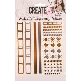 Csináld magad - tetováló matricák