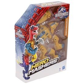 Jurassic World Hero Mashers dínó figura - többféle