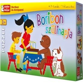 Boribon szülinapja puzzle Itt egy ajánlat található, a bővebben gombra kattintva, további információkat talál a termékről.