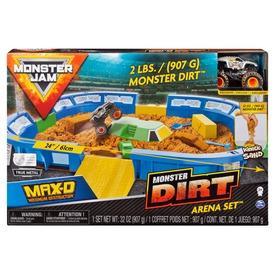Monster Jam Dirt Aréna játékszett