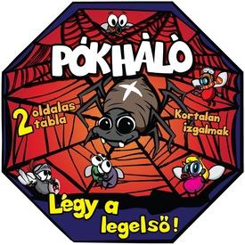 Pókháló társasjáték Itt egy ajánlat található, a bővebben gombra kattintva, további információkat talál a termékről.