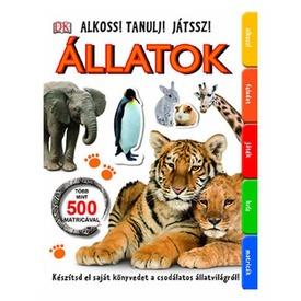 Alkoss-Tanulj-Játssz: Állatok Itt egy ajánlat található, a bővebben gombra kattintva, további információkat talál a termékről.