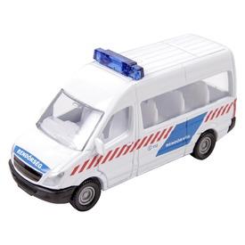 SIKU Mercedes-Benz rendőr kisbusz 1:87 - 0806