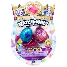 Hatchimals Royal - Gyűjthető Tojások fészekben