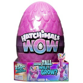 Hatchimals WOW - nagyra növő interaktív figura