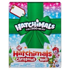Hatchimals Gyűjth. Tojás 12 db. Karácsonyi