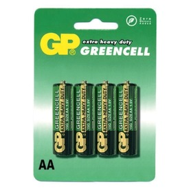 GP Greencell AA ceruzaelem 4 darabos készlet