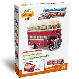 Emeletes busz felhúzós 3D puzzle Itt egy ajánlat található, a bővebben gombra kattintva, további információkat talál a termékről.