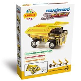 Teherautó felhúzós 3D puzzle Itt egy ajánlat található, a bővebben gombra kattintva, további információkat talál a termékről.