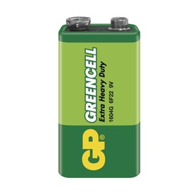 GP Greencell 9V elem