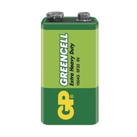 GP Greencell 9V elem