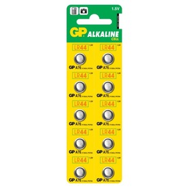 GP Alkaline LR44 gombelem Itt egy ajánlat található, a bővebben gombra kattintva, további információkat talál a termékről.