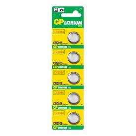 GP Lithium CR2016 gombelem Itt egy ajánlat található, a bővebben gombra kattintva, további információkat talál a termékről.