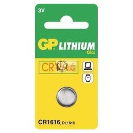 GP CR1616 lítium gombelem Itt egy ajánlat található, a bővebben gombra kattintva, további információkat talál a termékről.