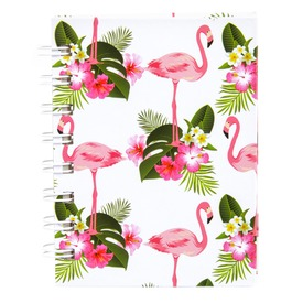 Flamingó jegyzetfüzet - többféle