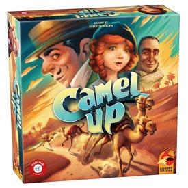 Camel Up 2. 0 társasjáték