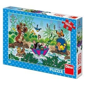 Kisvakond vitorlázik 100 darabos XL puzzle