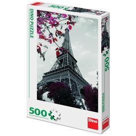 Az Eiffel-torony alatt 500 darabos puzzle