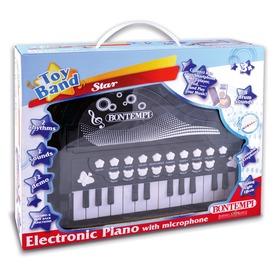 Elektromos zongora 24 billentyűvel