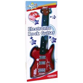 Rock gitár fém húrokkal - 62 cm