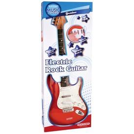 Elektromos gitár - piros, 61 cm