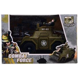 Katonai készlet járművel - többféle