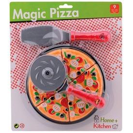 Vágható pizza készlet - 16 cm