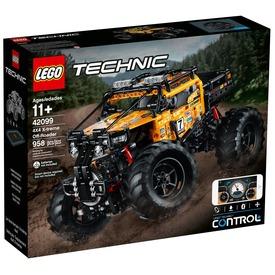 LEGO Technic 42099 4x4-es Extrém terepjáró