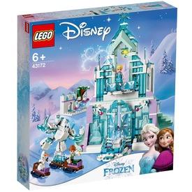 LEGO® Disney Elsa varázslatos jégpalotája 43172