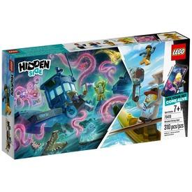 LEGO® Hidden Side megfeneklett rákászhajó 70419