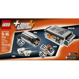 LEGO Technic Power Functions motorkészlet 8293