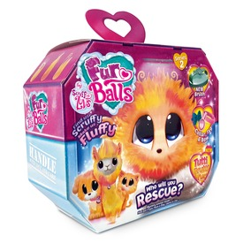 Fur Balls Tutti Frutti - láma /kutya /cica plüss