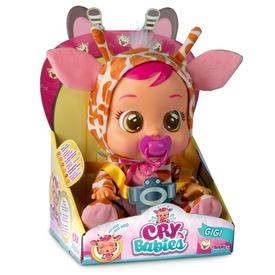 Cry Babies Varázskönnyek Interaktív baba - Gigi