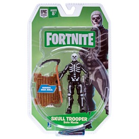 Fortnite - Skull Trooper figura, 10 cm