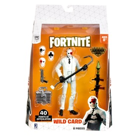 Fortnite Wild Card 15cm figura S1