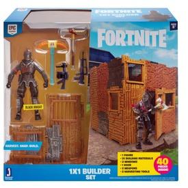 Fortnite Black Knight készlet 10cm figurával