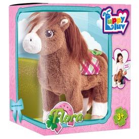 Flora pony - interaktív plüss póni