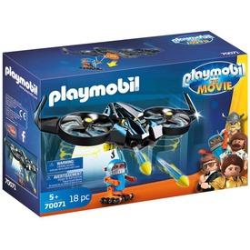 Playmobil Robotitron és DR drón 70071