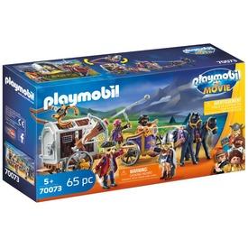 Playmobil Charlie és a rabszállító 70073