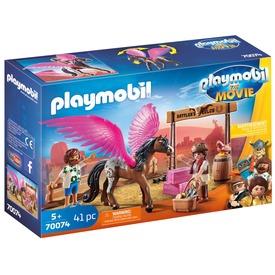 Playmobil Marla, Del és a szárnyas ló 70074