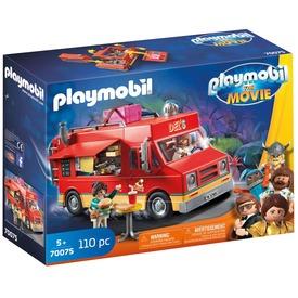 Playmobil Del büfékocsija 70075