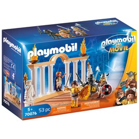 Playmobil Maximus császár a Colosseumban 70076