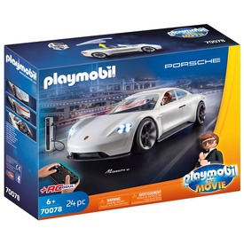 Playmobil Rex Dasher Porsche Mission E 70078