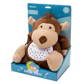 Calm doll - Plüss majom bébijáték