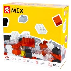 Nobi Mix színes építőkocka 90db-os