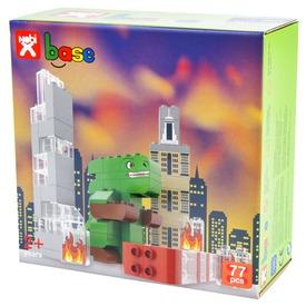 Nobi építőkocka 77db-os Godzilla